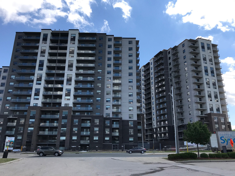 Galena Towers in Kitchener, Ontario